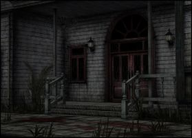 Baldwin Mansion (SH2) by deexie