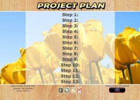 Project Planning Design by CliffEngland