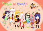 2014 Trick or Treat! by sfBluepan