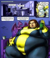 Kitty Pryde - Shadowfat by Ray-Norr