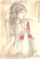 Dead Moon-Luis Royo by Ely18Hoshino