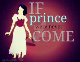 If prince were never COME by MIKEYCPARISII