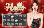 Hello Brushes San valentin by yssietwilighter
