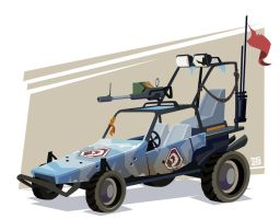 Nod Buggy by Sodano