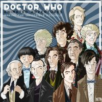 Doctor Who: AA by DrFaustusAU