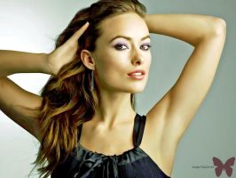 Olivia Wilde by UnderTheEarth