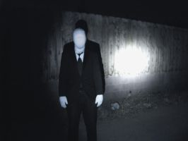 Slenderman Halloween Costume 1 by xxx-TeddyBear-xxx
