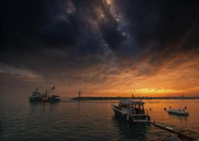 who give heart to the sea by 1poz