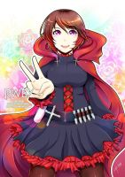 Ruby Rose by kirej7