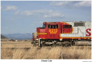 Diesel Cab VIII by hunter1828