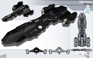 EA01 Areon by Calates