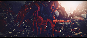 Spider-Man on chalange by SignumPL