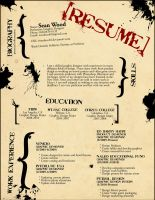 Resume by woodnco02