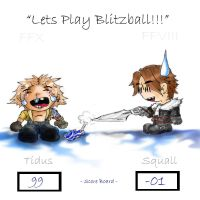 Lets Play Blitzball by Zyran
