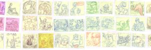Post It - June by DanSchoening