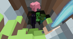 iscribble minecraft by Denki89