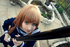 Wrath of Taiga by DascocoCosplay