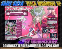 Andromeda Shun Theme Windows XP by Danrockster