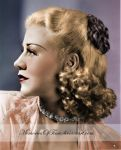 Ginger Rogers by MemoriesOfTime97