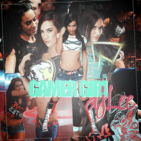 Aj Lee Gamer by FernandithoOuellet