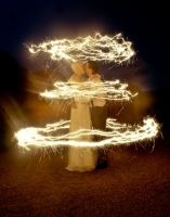Sparks Fly.... by FreckledMoon