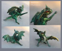Mihael dragon by hontor