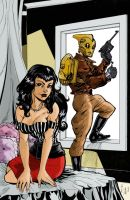 Thincage's The Rocketeer by Ielle77
