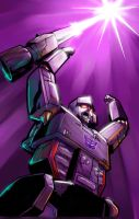 ALL HAIL MEGATRON! by Optimus8404