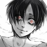 Creepy Eren by shadowwolf266