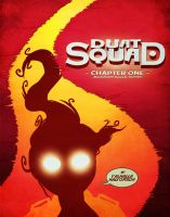 Duat Squad Chapter One Cover by Fishmas