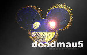 Evil Mau5 #1 by fueledbychemicals