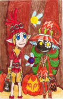 Happy 10th BDay Majora's Mask by Chyro999