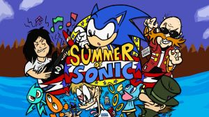 Summer of Sonic 2010 by GagaMan