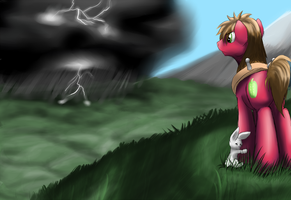 Impending Storm by InkyBeaker