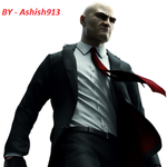 Agent 47 by Ashish by Ashish-Kumar