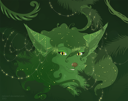 my green mood by Melona-F