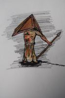 Pyramid Head by peter2005