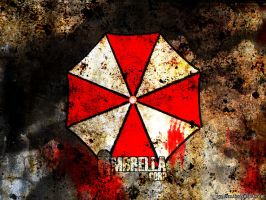 RE Umbrella Corp BG by Ryglore