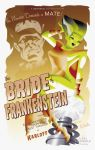Bride of Frankenstein Poster by comixmill