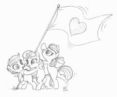 Hearts Strong As Horses by MalimarTheMage