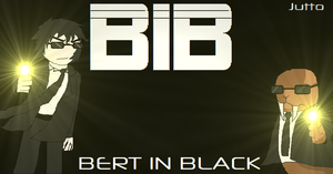 Bert In Black Preview by jutto