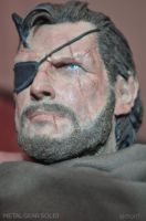 Metal Gear Solid V Phantom Pain by SimonFX