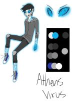 CPOC: Athens Virus by lovelymeows