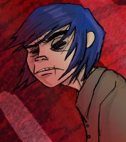 I am ripping off Gorillaz by Munglai