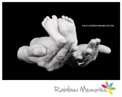 newborn photography babies - photographie de bebe by Rainbow-Memories