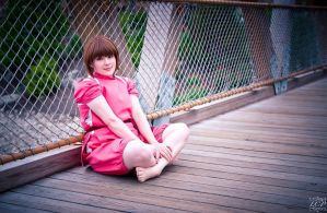 Spirited Away - Chihiro 3 by LiquidCocaine-Photos