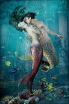 Aquatic Courtship by Georgina-Gibson