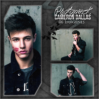 Photopack Cameron Dallas #06 by AndyBieberCyrus