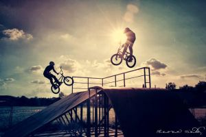 bmx bandits by stevenfields