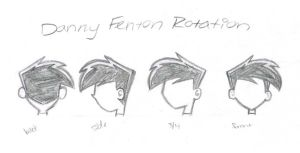 Danny Fenton Simple Rotation by sKetchdiva